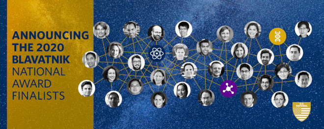 Announcing the Finalists of the 2020 Blavatnik National Awards for Young Scientists